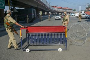 In Srinagar, 'No Curfew' But Several Restrictions on Movement, Meetings