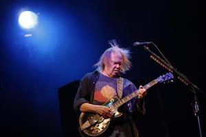 Neil Young Sues Donald Trump's Campaign Over Repeated Use of Songs