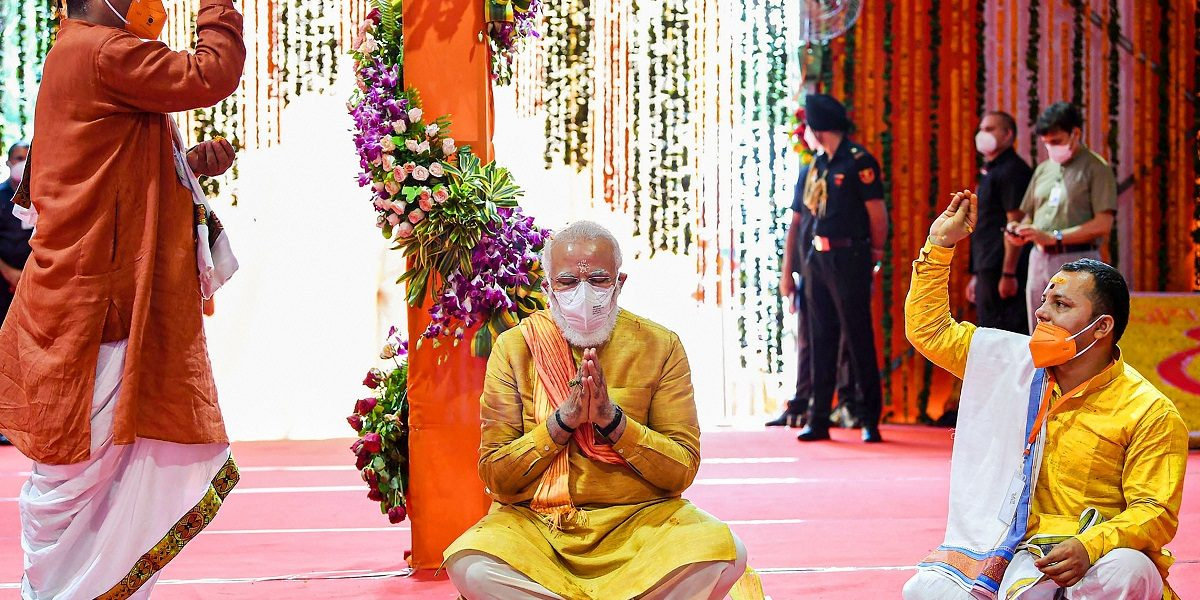 What's Changed and What Hasn't after Modi's Ayodhya Show