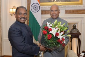 After Resigning as J&K LG, G.C. Murmu Appointed as New CAG