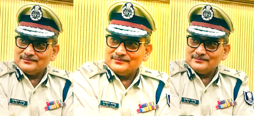 The Curious Case of the Bihar Top Cop in the Limelight Since Actor Sushant's Death