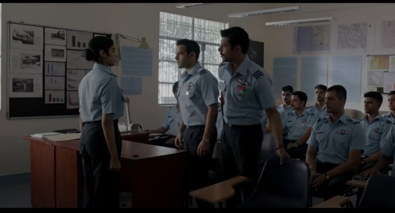 'Gunjan Saxena': Centre Says Netflix Film Shows IAF in Bad Light, HC Refuses To Stay Streaming
