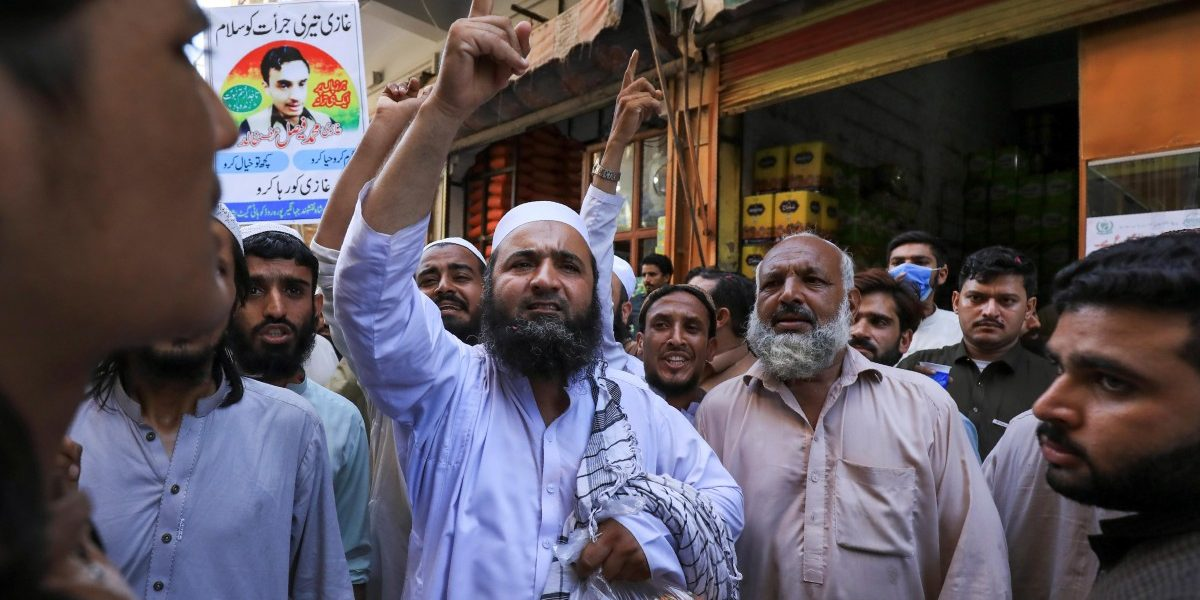 Pakistan: Teen Celebrated, Called 'Holy Warrior' for Killing 'Blasphemous' American