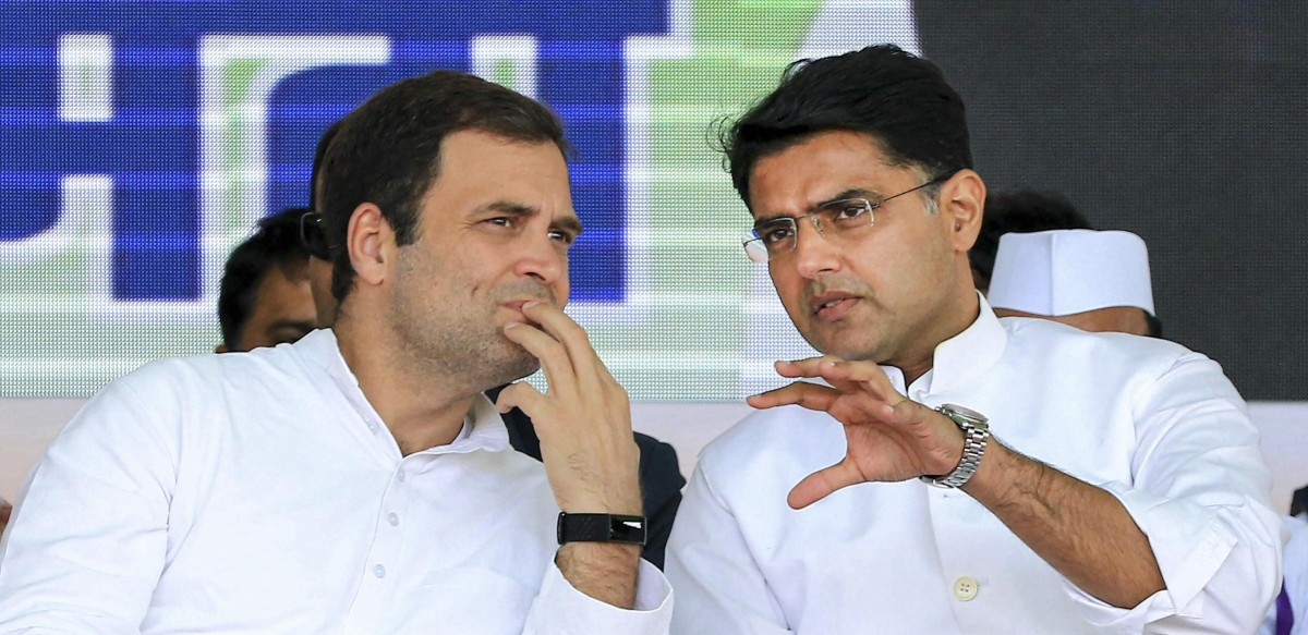 Rahul Gandhi Meets Pilot Amid Silence From Gehlot, Says Grievances to Be Resolved