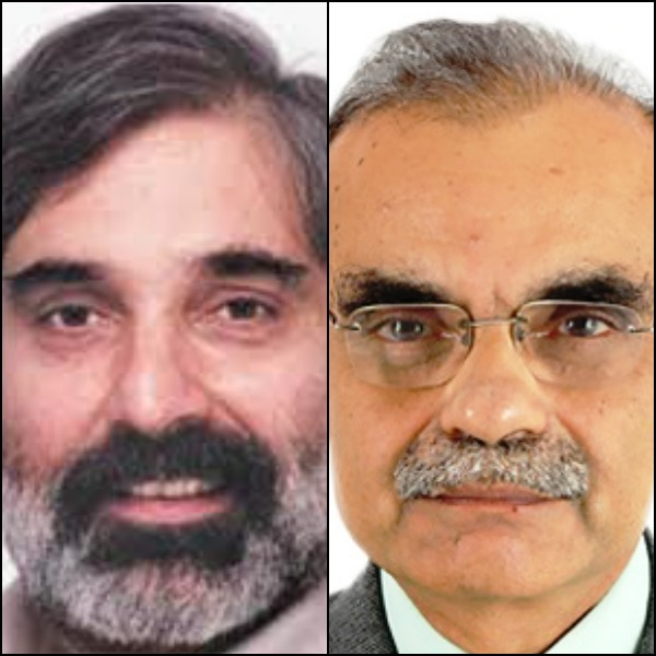 Rahul Bedi and Amit Cowshish