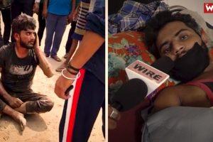Watch | Cow Vigilantism Rears Its Head in Haryana Once Again