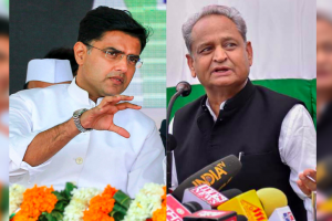 As Pilot's Conduct Earns Him Brownie Points, Gehlot Could Have to Come to a Compromise