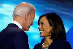 Joe Biden and Kamala Harris Named Time 'Person of the Year' in 2020