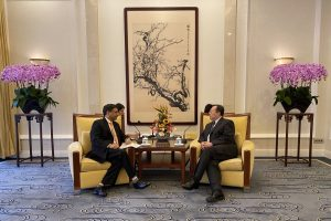 Indian Ambassador to China Discusses Ladakh with CPC Official
