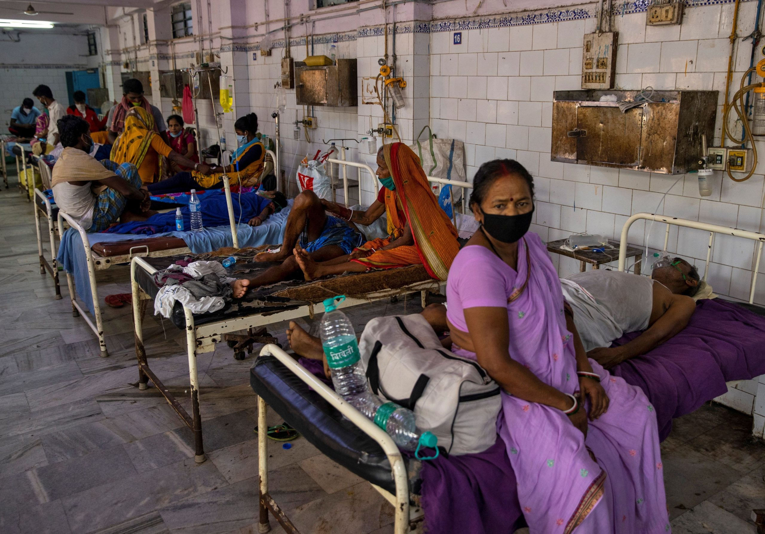 Bihar's COVID-19 Epidemic Is Not Over – but Where Is It, Exactly? – The Wire Science