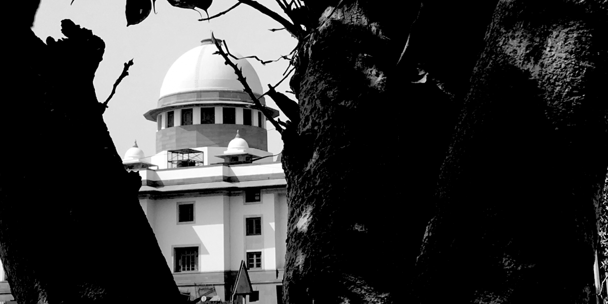 An Open Letter to the Judges of the Supreme Court, With Respect, And in Anguish