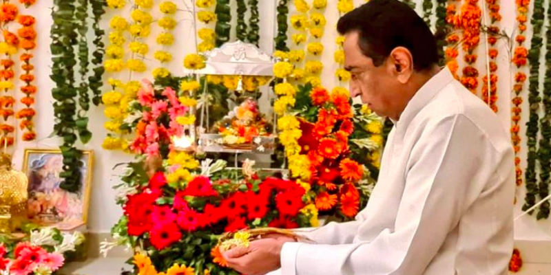 After a Career as CEO, Kamal Nath Finally Decides to Become a Politician - The Wire