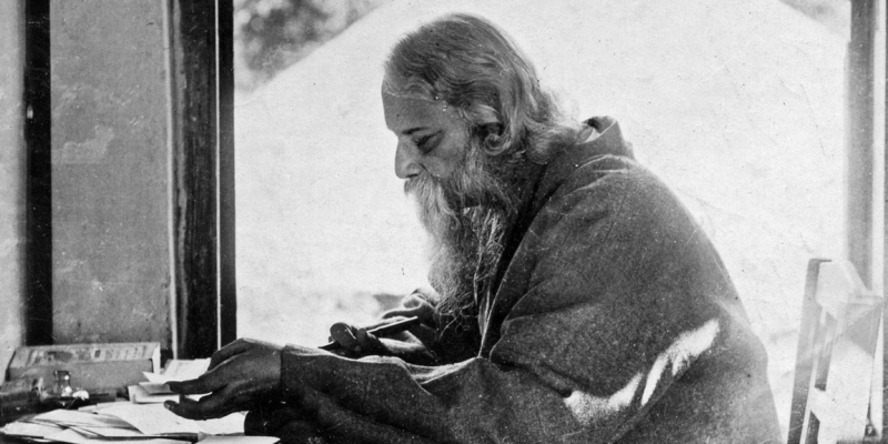 Tagore's 'Deenodaan', Independence and the Gods' Last Laugh
