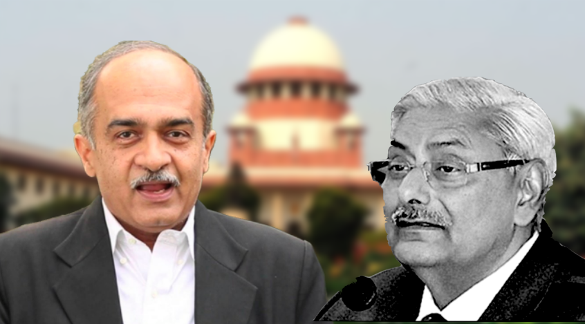 Prashant Bhushan Contempt Case: Why the Judges Should Be Guided by Their Past Judgments