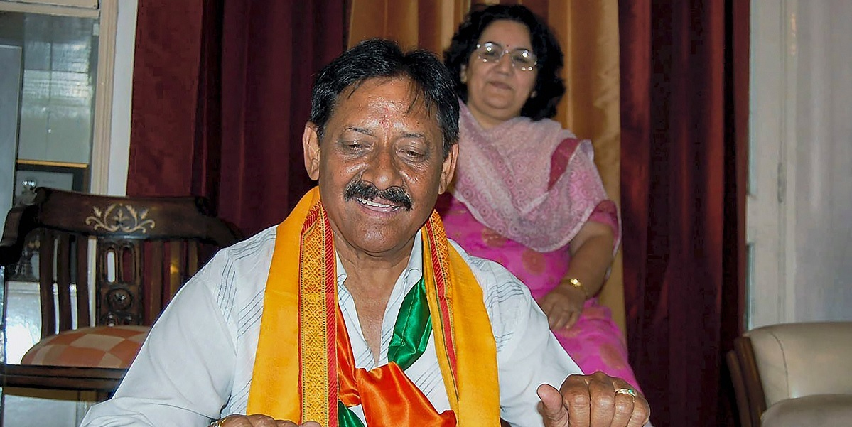 Cricketer and UP Cabinet Minister Chetan Chauhan Succumbs to COVID-19