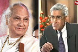 Watch | 'The God in My Music' – Pandit Jasraj in Conversation with Karan Thapar