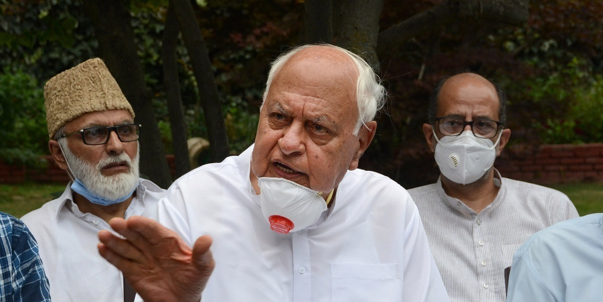Farooq Abdullah Meets NC Leaders, Plans All-Party Meeting to Discuss J&K Situation