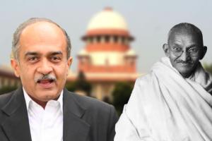 Prashant Bhushan and the Gandhian Response to an 'Illegitimate Law'