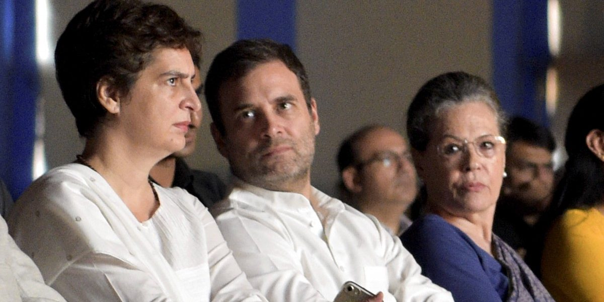 Ahead of Monday CWC Meet, Sonia Gandhi Tells Congress to Find a New Chief