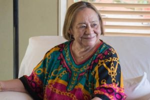 Mercedes Barcha Pardo Fuelled Gabriel Garcia Marquez's Literary World