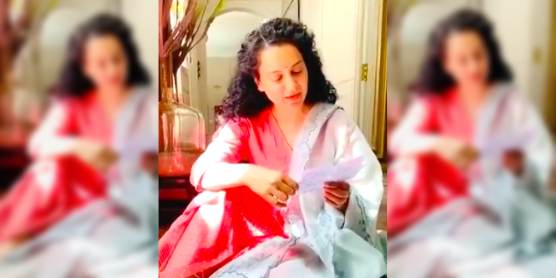 A Letter to Kangana Ranaut On Caste and Reservation - The Wire