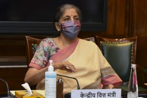 'Act of God' Situation May Result in Economic Contraction, Says Nirmala Sitharaman