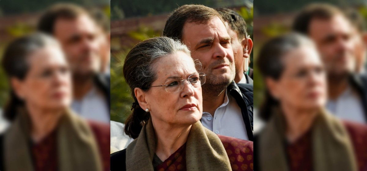 Sonia Gandhi Is Tightening Her Grip on the Congress, But This Is Just a Bandaid
