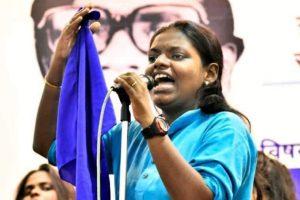 Mumbai Police Issue Notice To Anti-Caste Activist Protesting Against Hathras Incident