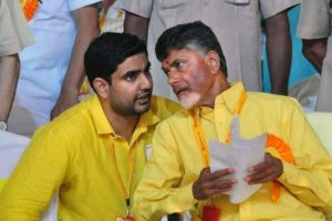 In the Heir: Dynasty Politics in the TDP Seem Headed for a 'Sonset'