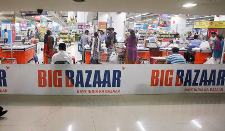 Reliance Retail buys Kishore Biyani's Future Group businesses for Rs 24,713 crore