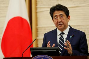 Shinzo Abe: Stepping Down or Just Stepping Back?