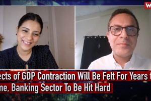 Watch | Salman Soz: Effects of Q1 GDP Contraction Will Be Felt For Years to Come
