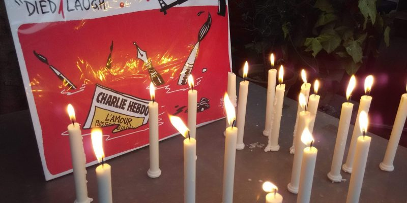 Why the Hindu Right, Not Usually a Champion of Free Speech, Is Supporting Charlie Hebdo