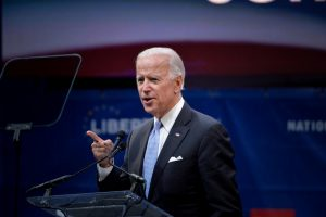 Joe Biden Is Falling into Donald Trump's Law-And-Order Trap