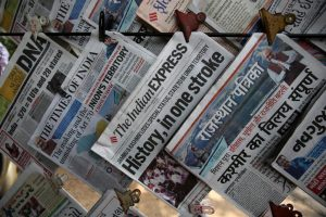 Indian Newspaper Society Asks Google to Pay Newspapers for Using Their Content