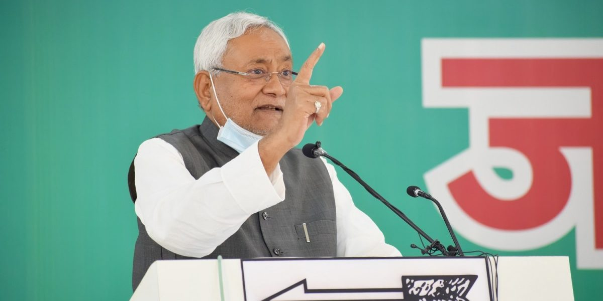 Here's (Probably) Why Nitish Kumar's 2.5-Hour Speech Got More 'Dislikes' Than 'Likes'