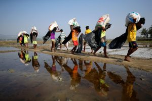 Rohingya Villages Vanish From Myanmar – and UN – Maps