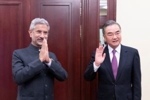 Jaishankar, Wang Yi Review 'Status of Disengagement' in Phone Call