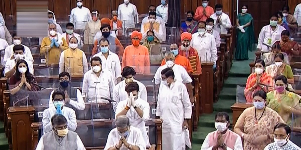 Parliament's Monsoon Session Starts Amid Slew of Changes Effected by COVID-19 Situation