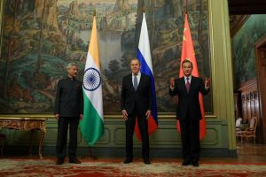 Chinese Ambassador Reiterates Charge of Indian 'Provocations' at LAC