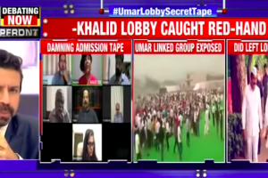 'Leaked Private Chat' Aired by Times Now to Link Umar Khalid With Radicals Was an FB Live Video