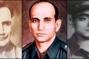 Jhirad, Bisht, Tarapore, Khan: Four Indian Heroes of the 1965 War