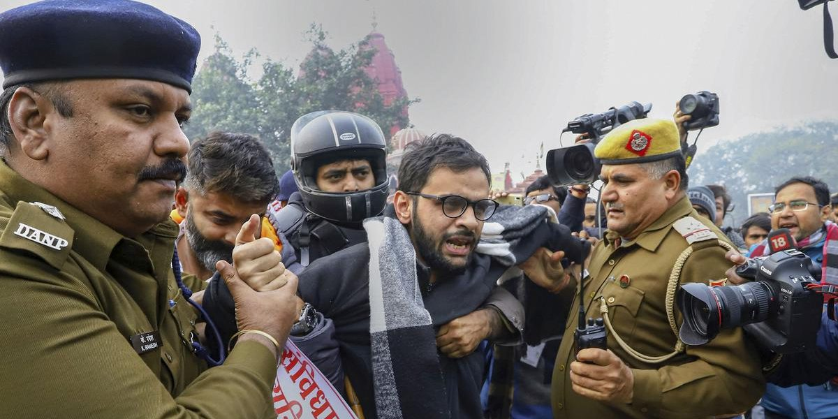 Looking for the 'Terrorist' in Umar Khalid
