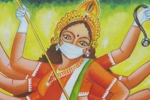 Corona Mata and the Pandemic Goddesses