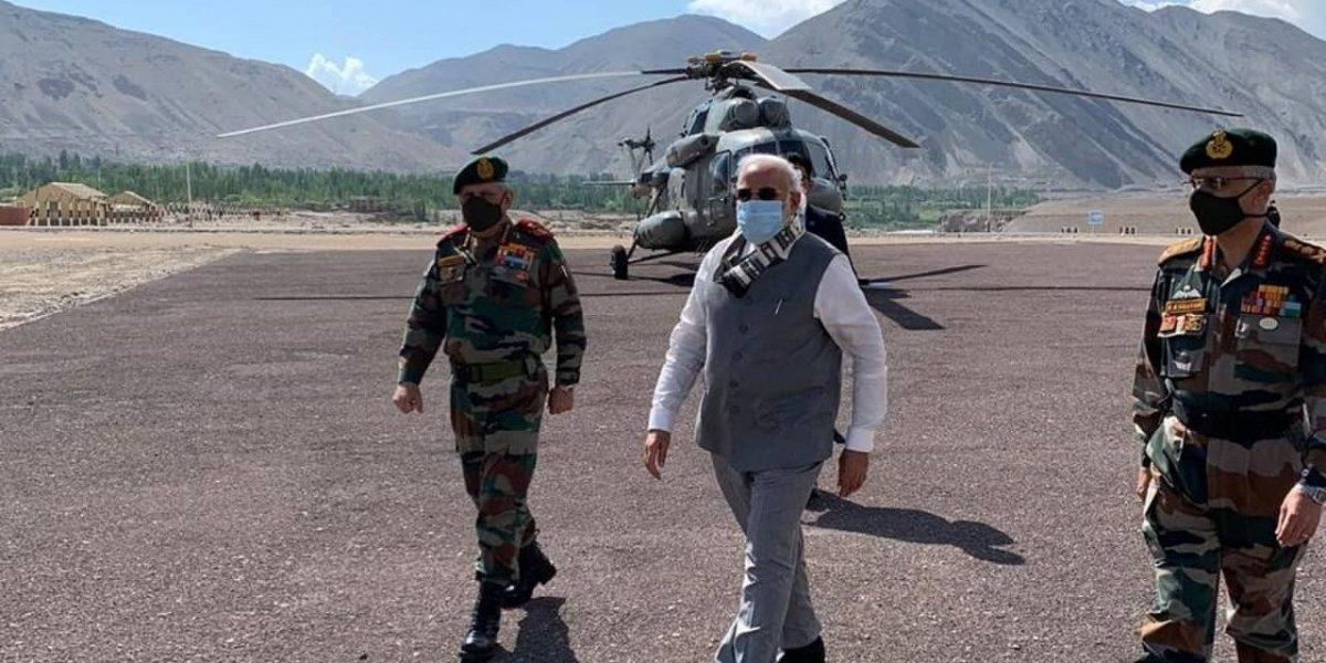 Ladakh LAC on the Boil, India Must Avoid Stirring Gilgit Baltistan Cauldron With Pakistan