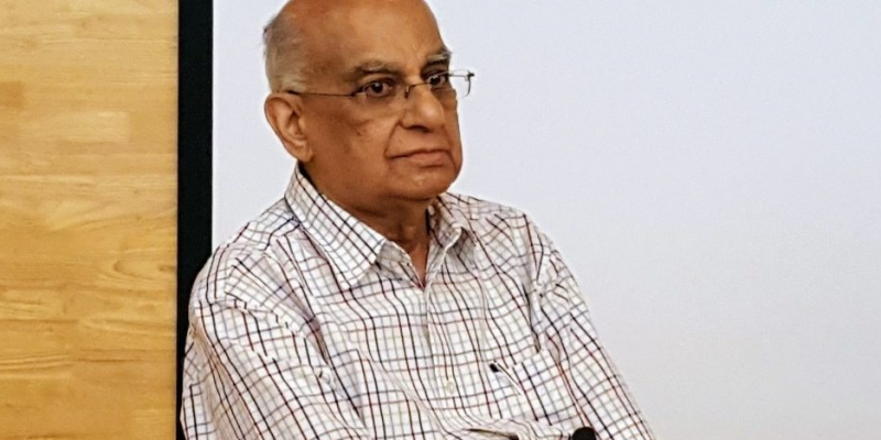 Bombay's Last Great Architect, Kamu Iyer, Now Belongs to the Ages