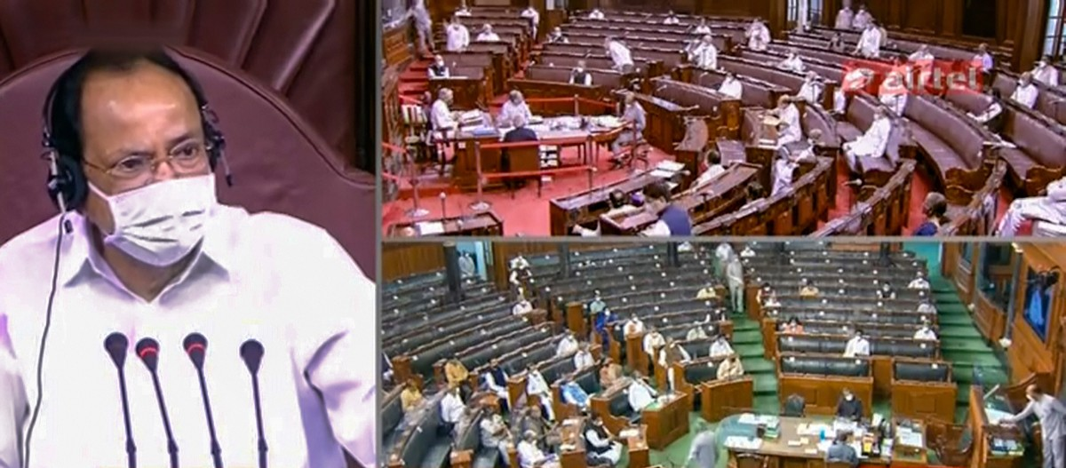 India Needs a Reminder on How Parliament Is Supposed to Function