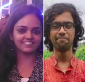 Satyaki Dasgupta and Annesha Mukherjee