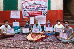 Why Kashmiri Pandits in Srinagar Are on an Indefinite Hunger Strike