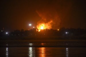 Gujarat: Massive Fire at ONGC's Surat Plant, No Casualties Reported